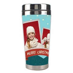 Xmas By Xmas   Stainless Steel Travel Tumbler   Js64jcnr1sij   Www Artscow Com Center