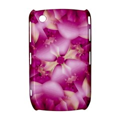 Beauty Pink Abstract Design BlackBerry Curve 8520 9300 Hardshell Case  by dflcprints