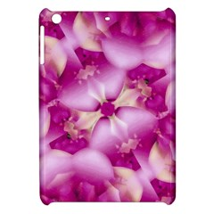 Beauty Pink Abstract Design Apple Ipad Mini Hardshell Case by dflcprints