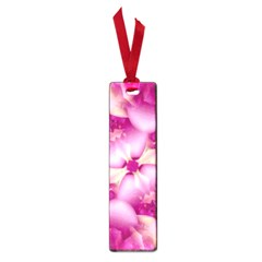 Beauty Pink Abstract Design Small Bookmark by dflcprints