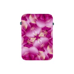 Beauty Pink Abstract Design Apple Ipad Mini Protective Sleeve by dflcprints