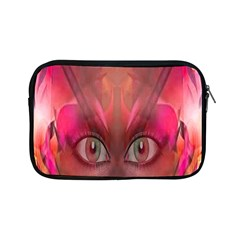 Hypnotized Apple Ipad Mini Zippered Sleeve by icarusismartdesigns