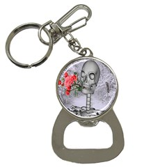Looking Forward To Spring Bottle Opener Key Chain by icarusismartdesigns