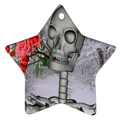 Looking Forward To Spring Star Ornament (two Sides) by icarusismartdesigns