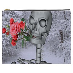 Looking Forward To Spring Cosmetic Bag (xxxl) by icarusismartdesigns