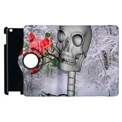 Looking Forward To Spring Apple Ipad 3/4 Flip 360 Case by icarusismartdesigns