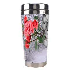 Looking Forward To Spring Stainless Steel Travel Tumbler by icarusismartdesigns
