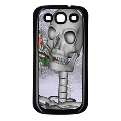 Looking Forward To Spring Samsung Galaxy S3 Back Case (black) by icarusismartdesigns