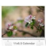 KalendarzMateja - Wall Calendar 11  x 8.5  (12-Months)