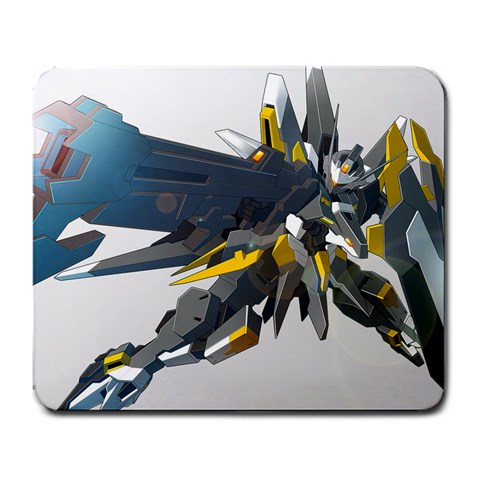Random Mecha By Shiki   Large Mousepad   Wwijnqw6ue3m   Www Artscow Com Front