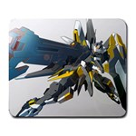 Random Mecha - Large Mousepad