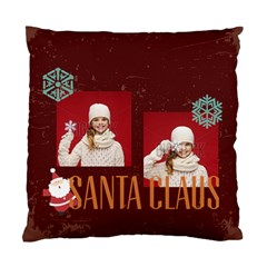 Xmas By Xmas   Standard Cushion Case (two Sides)   Yid0qou7jk0j   Www Artscow Com Front