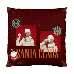 Xmas By Xmas   Standard Cushion Case (two Sides)   Yid0qou7jk0j   Www Artscow Com Back
