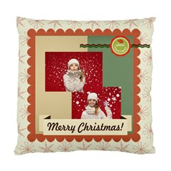 Xmas By Xmas   Standard Cushion Case (two Sides)   Qi5q4uihl071   Www Artscow Com Front