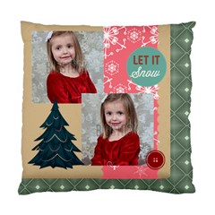 Xmas By Xmas   Standard Cushion Case (two Sides)   Yv9qb9avufj1   Www Artscow Com Back