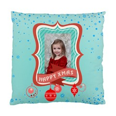 Xmas By Xmas   Standard Cushion Case (two Sides)   Ns8vs429lrqr   Www Artscow Com Back