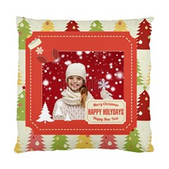 Xmas By Xmas   Standard Cushion Case (two Sides)   Mduo6h0gtz0o   Www Artscow Com Back
