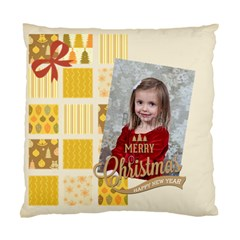 Xmas By Xmas   Standard Cushion Case (two Sides)   8xny5mgypggk   Www Artscow Com Back