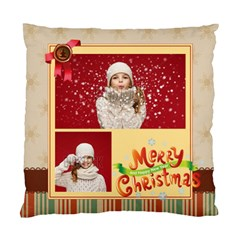 Xmas By Xmas   Standard Cushion Case (two Sides)   Er6dwwt48d1y   Www Artscow Com Back