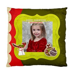 Xmas By Xmas   Standard Cushion Case (two Sides)   1k198ma6t1br   Www Artscow Com Back