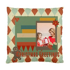 Xmas By Xmas   Standard Cushion Case (two Sides)   Upiotn7bpzi4   Www Artscow Com Back