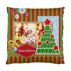 Xmas By Xmas   Standard Cushion Case (two Sides)   A8yjzcvsry5r   Www Artscow Com Front