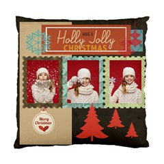 Xmas By Xmas   Standard Cushion Case (two Sides)   Jsfocl8ahd0m   Www Artscow Com Front