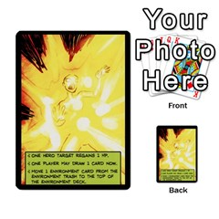 Sentinels 54 Card Promos By Sasha   Multi Purpose Cards (rectangle)   07y5jdkks28u   Www Artscow Com Back 2