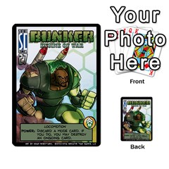 Sentinels 54 Card Promos By Sasha   Multi Purpose Cards (rectangle)   07y5jdkks28u   Www Artscow Com Front 21