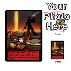 Sentinels 54 Card Promos By Sasha   Multi Purpose Cards (rectangle)   07y5jdkks28u   Www Artscow Com Back 5
