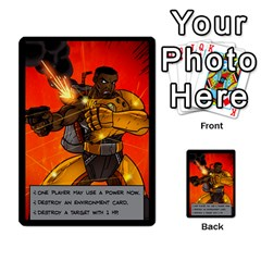 Sentinels 54 Card Promos By Sasha   Multi Purpose Cards (rectangle)   07y5jdkks28u   Www Artscow Com Back 46
