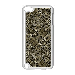 Steam Punk Pattern Print Apple Ipod Touch 5 Case (white) by dflcprints