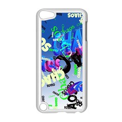 Pure Chaos Apple Ipod Touch 5 Case (white) by StuffOrSomething