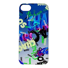 Pure Chaos Apple Iphone 5s Hardshell Case by StuffOrSomething