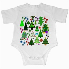 Oh Christmas Tree Infant Bodysuit by StuffOrSomething