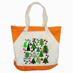 Oh Christmas Tree Accent Tote Bag by StuffOrSomething