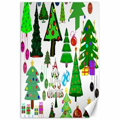Oh Christmas Tree Canvas 20  X 30  (unframed) by StuffOrSomething