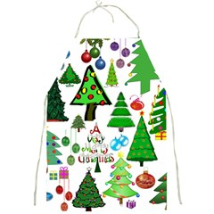 Oh Christmas Tree Apron by StuffOrSomething