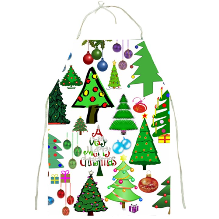 Oh Christmas Tree Apron