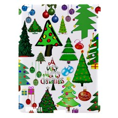 Oh Christmas Tree Apple Ipad 3/4 Hardshell Case (compatible With Smart Cover) by StuffOrSomething