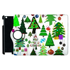 Oh Christmas Tree Apple Ipad 2 Flip 360 Case by StuffOrSomething
