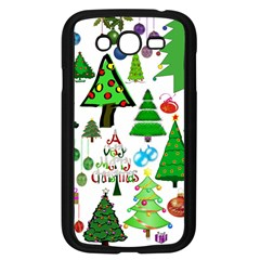 Oh Christmas Tree Samsung Galaxy Grand Duos I9082 Case (black) by StuffOrSomething