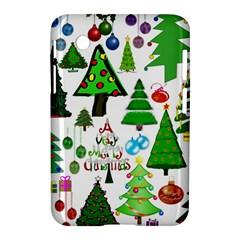 Oh Christmas Tree Samsung Galaxy Tab 2 (7 ) P3100 Hardshell Case  by StuffOrSomething