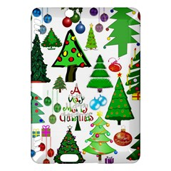 Oh Christmas Tree Kindle Fire HDX Hardshell Case by StuffOrSomething