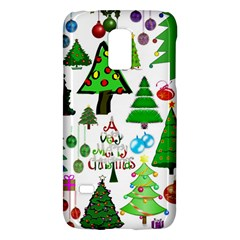 Oh Christmas Tree Samsung Galaxy S5 Mini Hardshell Case  by StuffOrSomething