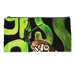 Grass Snake Pencil Case by JUNEIPER07