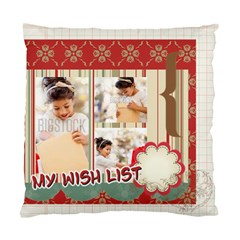 Xmas By Xmas4   Standard Cushion Case (two Sides)   L9x6bn6zi0eo   Www Artscow Com Front