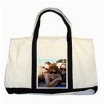 Two Tone Tote Bag
