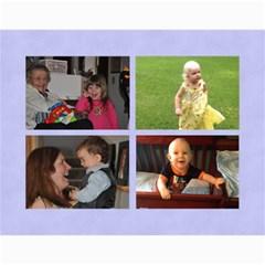 Popa & Hoi s 2015 Work Calendars By Becky   Wall Calendar 11  X 8 5  (12 Months)   Ko3xzl351sql   Www Artscow Com Month