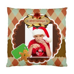 Xmas By Xmas4   Standard Cushion Case (two Sides)   Avlye4kztg9s   Www Artscow Com Back